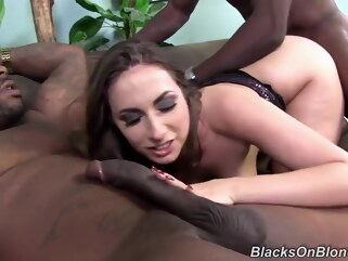 big ass anal paige turnah interracial 3some