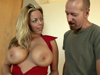 big tits big ass amber fuck in the bathroom